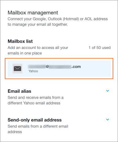 Change your reply-to address in business email
